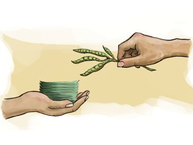 152m was the amount fetched from export of guar and guar products in 2011 12 illustration jamal khurshid