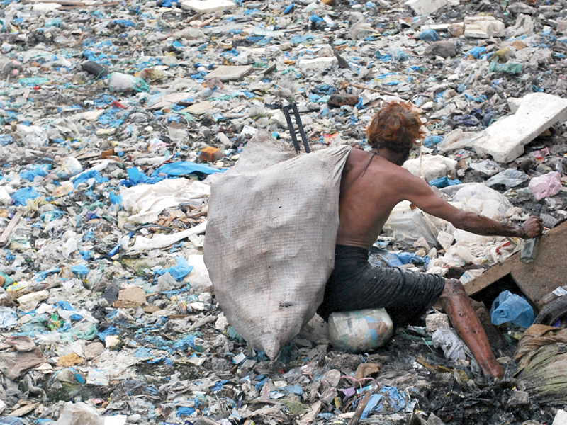 kmc refuse s to deal with its garbage