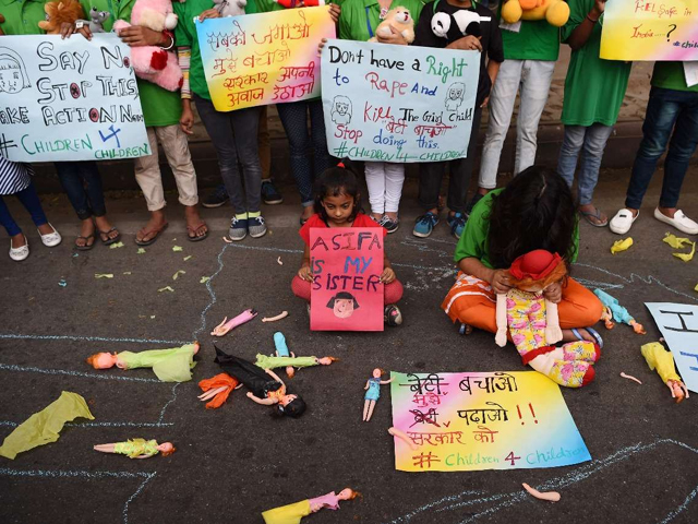 the perversity of labelling eight year old asifa as the new nirbhaya