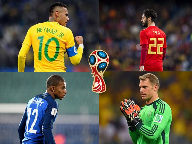 These teams might have a higher probability of lifting the title, but this by no means takes the gloss away from other participants at the World Cup.