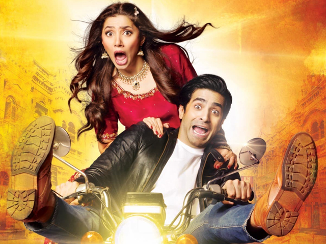 The film has been the talk of the town  since it was announced Mahira Khan and Sheheryar Munawar will be setting the screen on fire together. PHOTO: IMDB