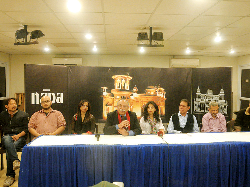 Theatre company's upcoming plans in both music and theatre announced in a press conference. PHOTO: PUBLICITY