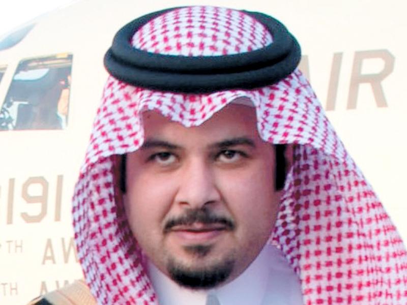 Prince Salman bin Sultan al Saud. PHOTO: FILE
