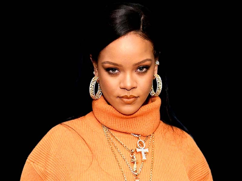 Rihanna apologises for using song with sacred Islamic verses in fashion show