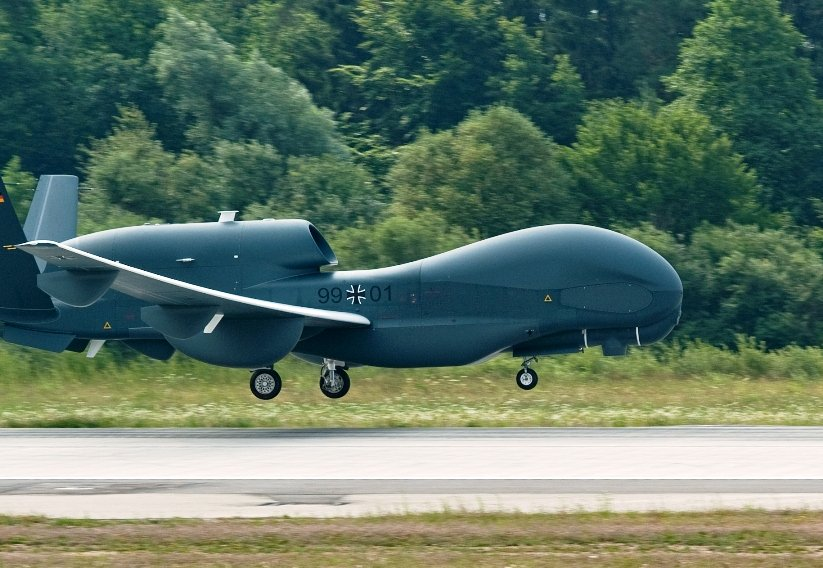The findings may reinforce the position of those who support unmanned drones in a debate over the legality. PHOTO: AFP