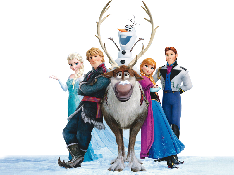 frozen will melt your heart with its well developed plot and magical execution