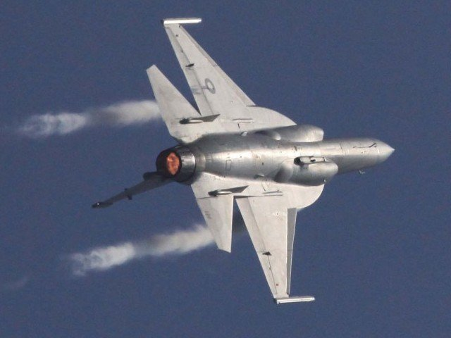 file photo of a pakistan air force jf 17 thunder photo ppi