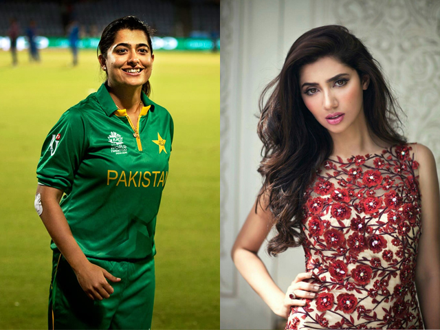 Sana Mir spoke out against the unnecessary emphasis on beauty products for women in sports, as shown in Mahira Khan's commercial.