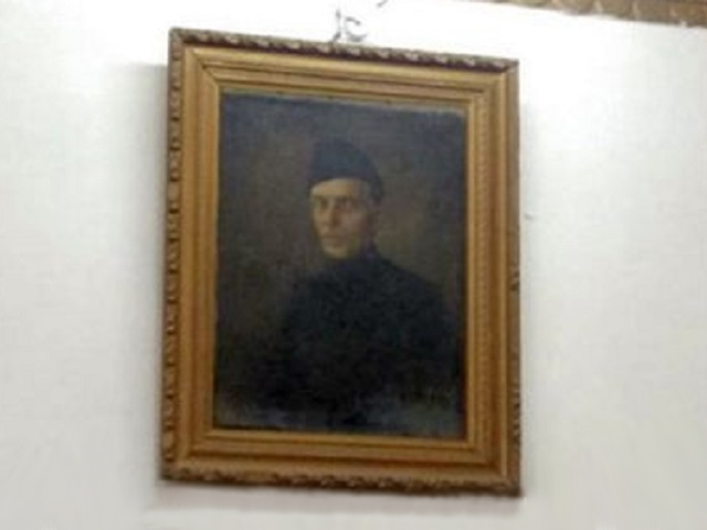 Removing the portrait would reflect an insecure, narrow nationalism that lashes out at a forgotten 70-year-old portrait. PHOTO: INDIA TIMES