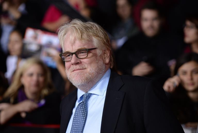 "Hoffman -- whose recent movies included ""The Hunger Games: Catching Fire"" and ""The Master"" -- won an Oscar for best actor in 2006 for ""Capote"" and was seen as one of the pre-eminent actors of his generation. PHOTO: AFP"