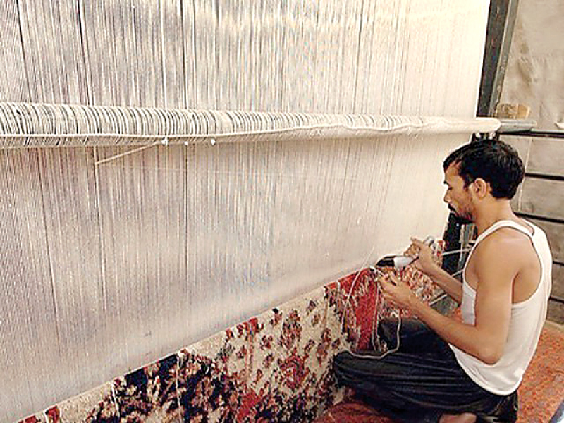 loans could be used to set up small manufacturing units in rural areas consisting of five to 10 handlooms photo file