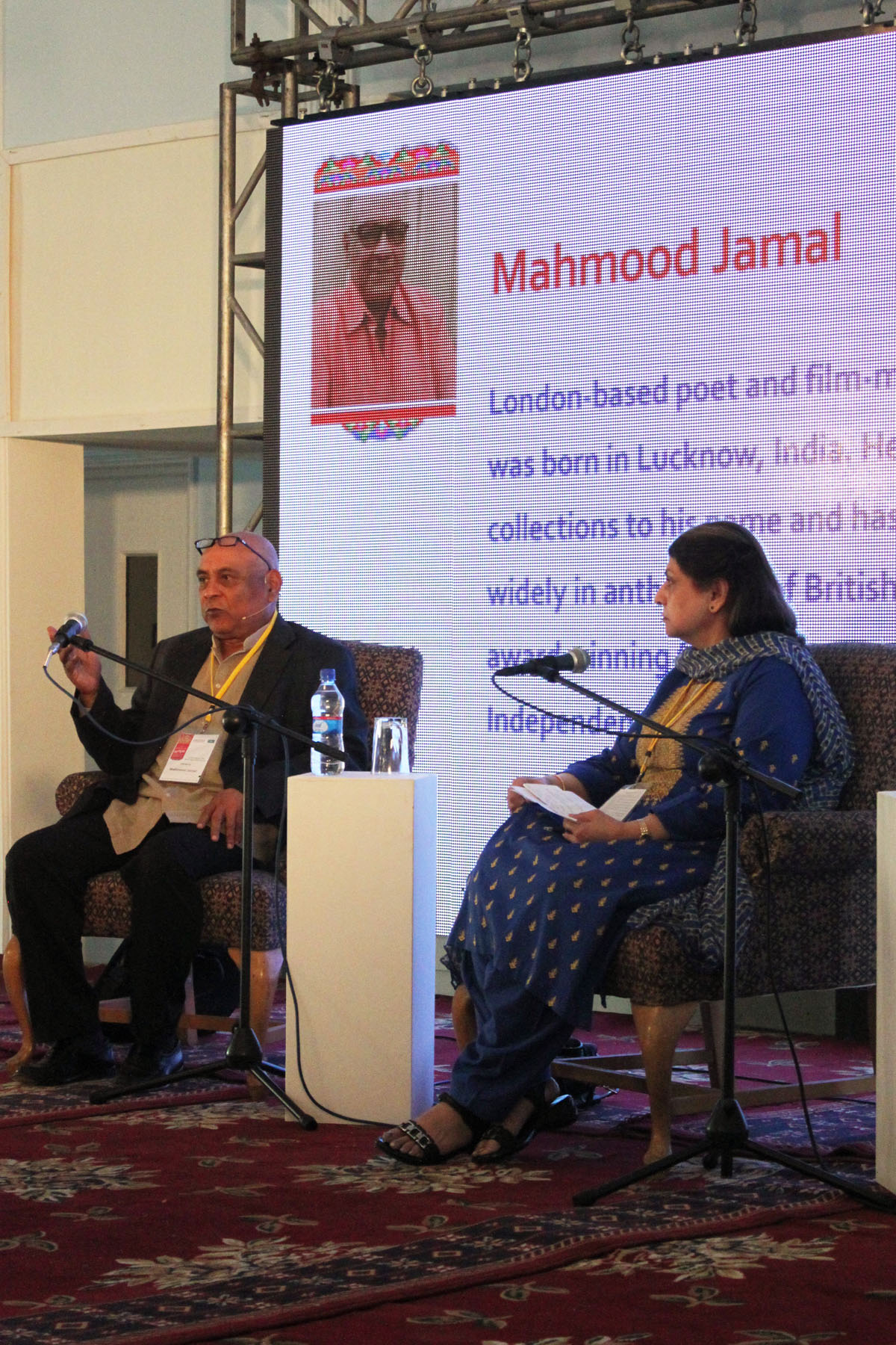 """When Mehfil-e-Sama met Sufism, qawwali was born,"" says Mahmood Jamal. PHOTO: TOOBA MASOOD/EXPRESS"