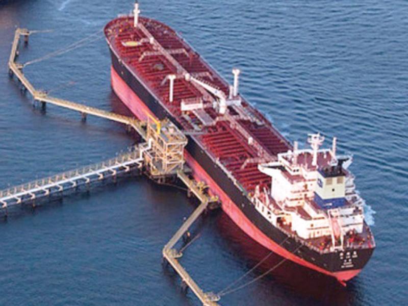 Saudi Arabia provides over 10,000 barrels of crude oil per day to Pakistan's refineries. Annual crude import bill is around $7.5 billion. PHOTO: FILE