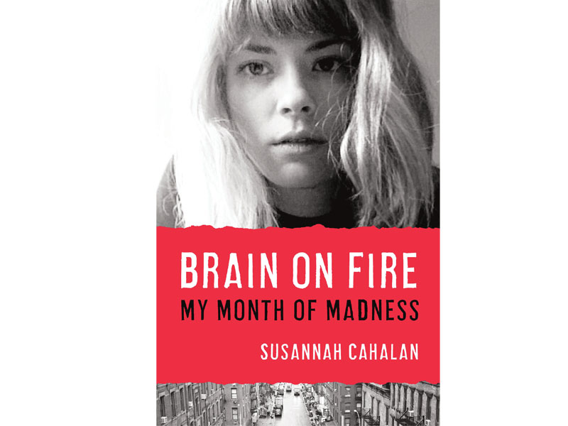 Brain on Fire — My Month of Madness is available at The Last Word Books for Rs1,785.