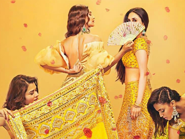 For South Asian audiences, this movie is almost a pioneer in terms of showing female friendship as its central plot. PHOTO: IMDB