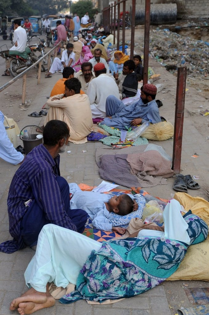 highest incidence of poverty prevails in balochistan with 52 of the households living under poverty threshold photo afp