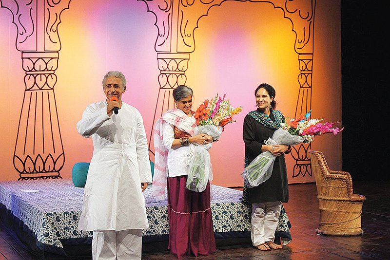 The veteran actor speaks after a successful performance of  Ismat Apa Kay Naam. PHOTO: FILE