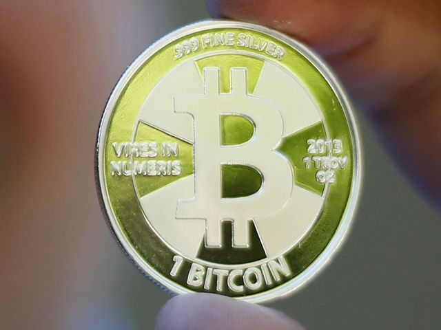 bitcoin online currency photo reuters