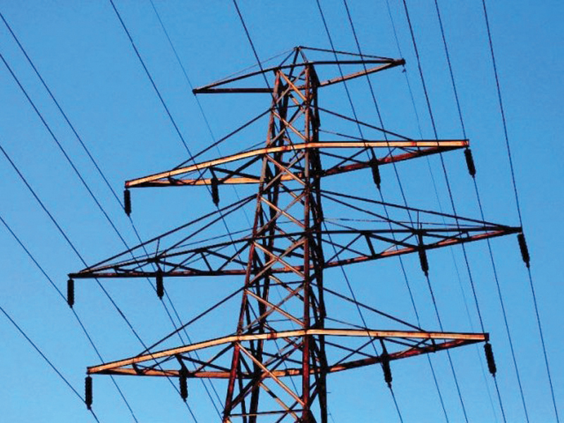 Residents to protest at GPO Chowk if power not restored. PHOTO: FILE