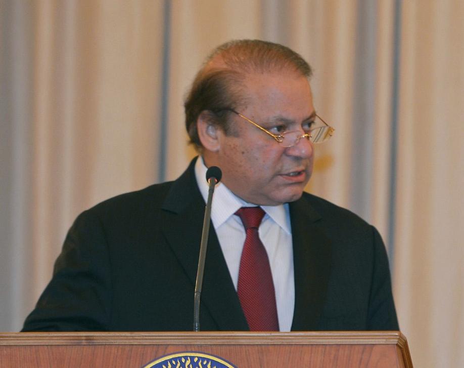 prime minister nawaz sharif photo reuters file