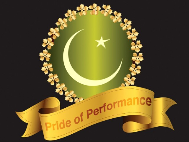 president alvi confers 184 pakistan civil awards on independence day