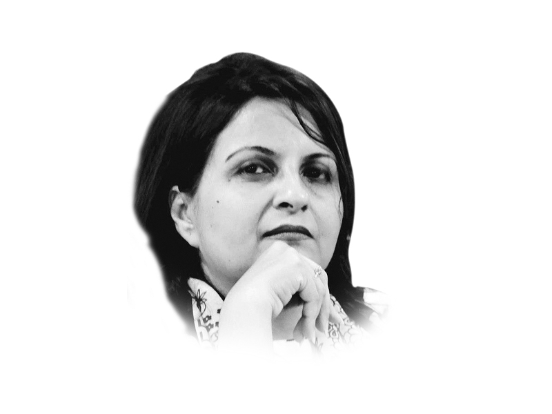 The writer is a lawyer and has authored the book A Comparative Analysis of Media & Media Laws in Pakistan. She tweets @yasmeen_9