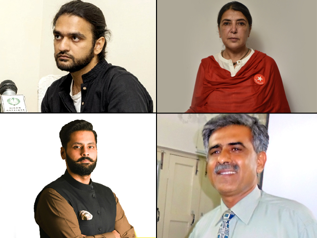 People like Ammar Rashid, Ismat Shahjahan, Jibran Nasir, and Liaquat Mirani have a platform to argue for issues that make sense for their communities.