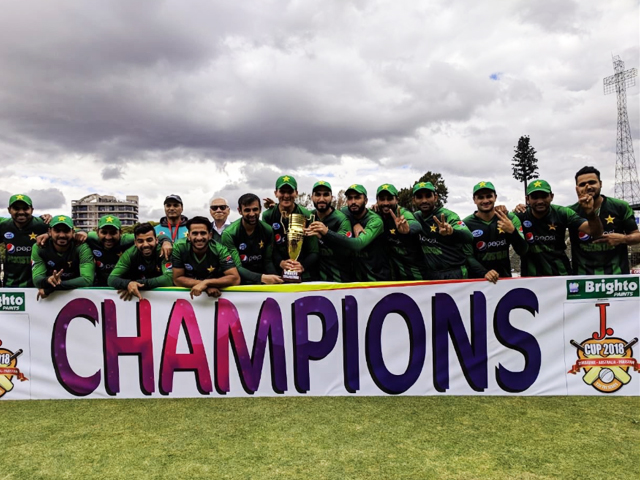 if anything is coming home it s pakistan with 2 trophies