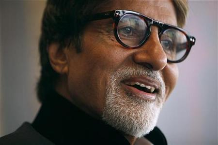 Amitabh Bachchan talked about his connection with Pakistan and other things. PHOTO: REUTERS/FILE