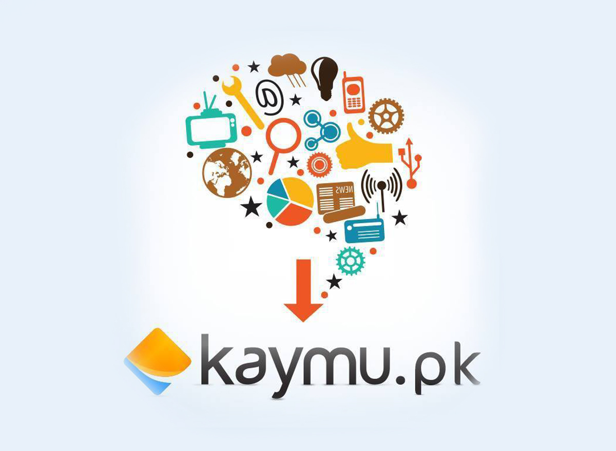 quot online transactions will increase once use of plastic money becomes common and smartphone users also increase quot managing director asian region kaymu pk ahmed khan