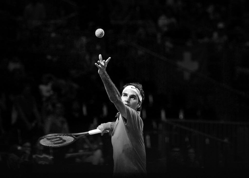 It was Federer who catapulted Switzerland into the limelight with his long string of achievements, consequently making him a household name for a generation of avid followers of tennis within a short time. PHOTO: AFP/FILE