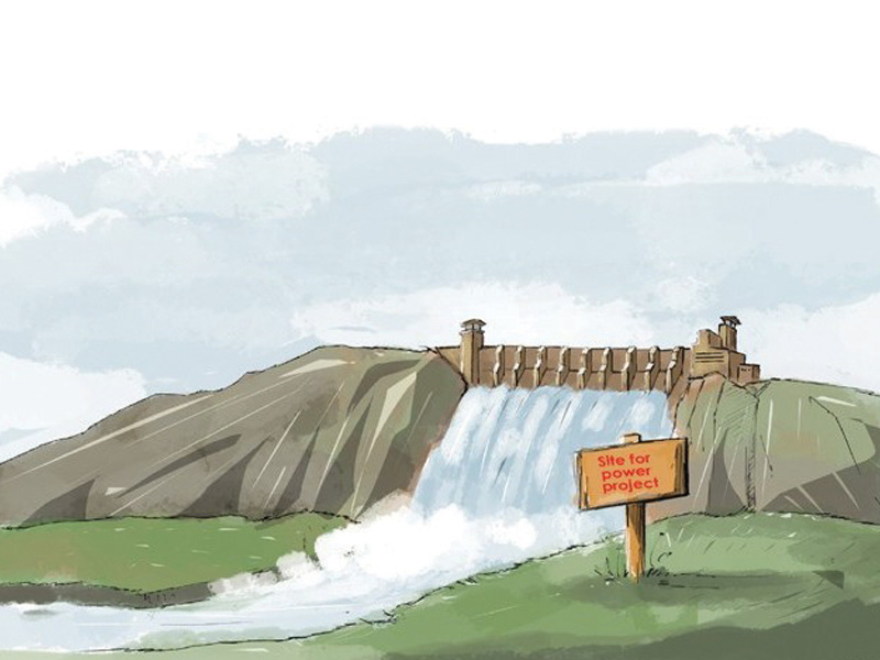 last month afghanistan s national security council opposed the construction of dasu hydropower project saying it would be against the principles of joint rivers illustration jamal khurshid
