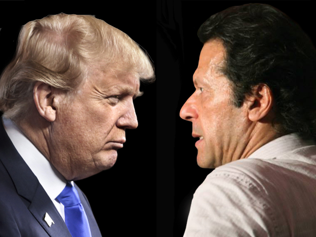 both trump and imran are rich celebrity personalities who felt their presence was needed in the political sphere