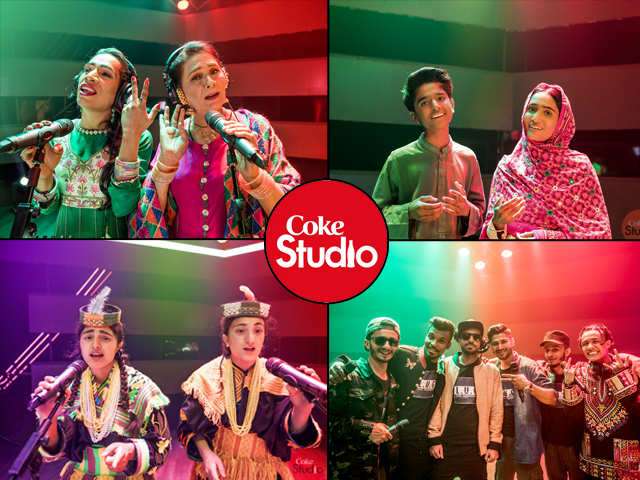 Overall, in the literal and metaphorical heat of the moment that Pakistan faces, Coke Studio has brought a breath of fresh air. PHOTO: COKE STUDIO