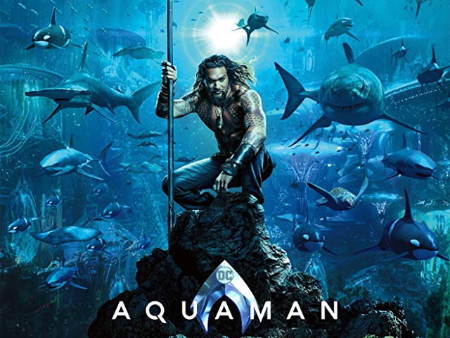 The story of Aquaman is fairly silly when compared to other DC heroes. PHOTO: IMDB