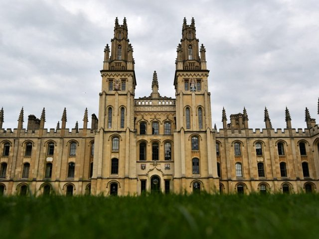 it is more difficult to find funding as an overseas student, as tuition is much higher, leaving limited scholarships to cover the cost of this higher tuition price tag. PHOTO: GETTY