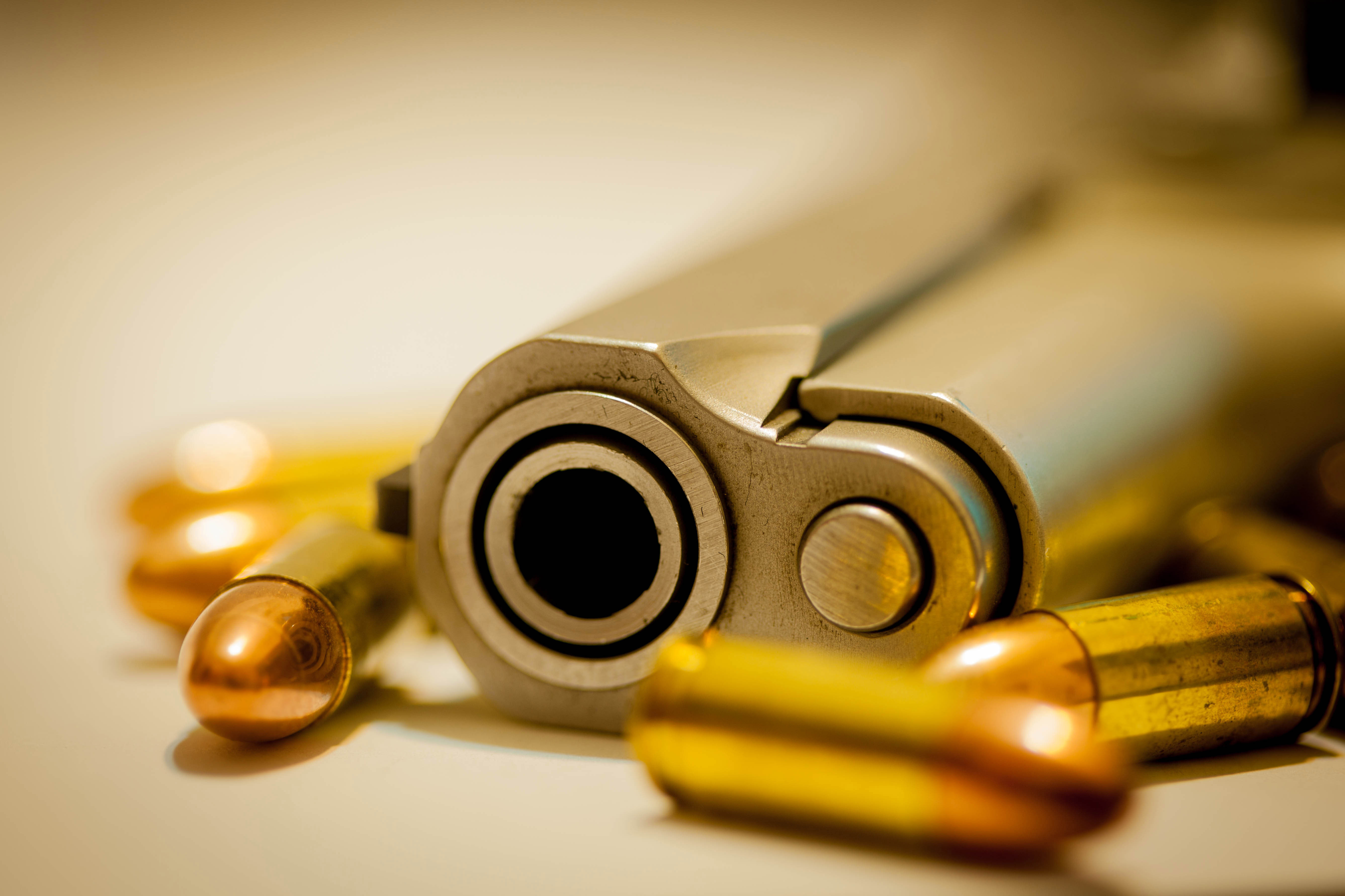 woman held for aerial firing