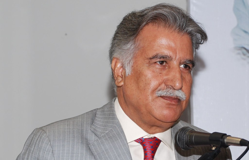 former chairman of the state owned eobi zafar iqbal gondal photo pid