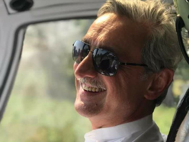 Jahangir Tareen shall always be remembered by PTI supporters as the hero who helped Imran make the right decisions at the right time. PHOTO: FACEBOOK