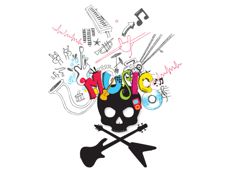 why piracy is a non issue for the music industry