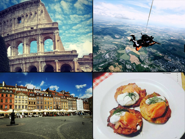 For a Pakistani girl like me, travelling across Europe was a dream come true. PHOTO: SANA JUMMANI