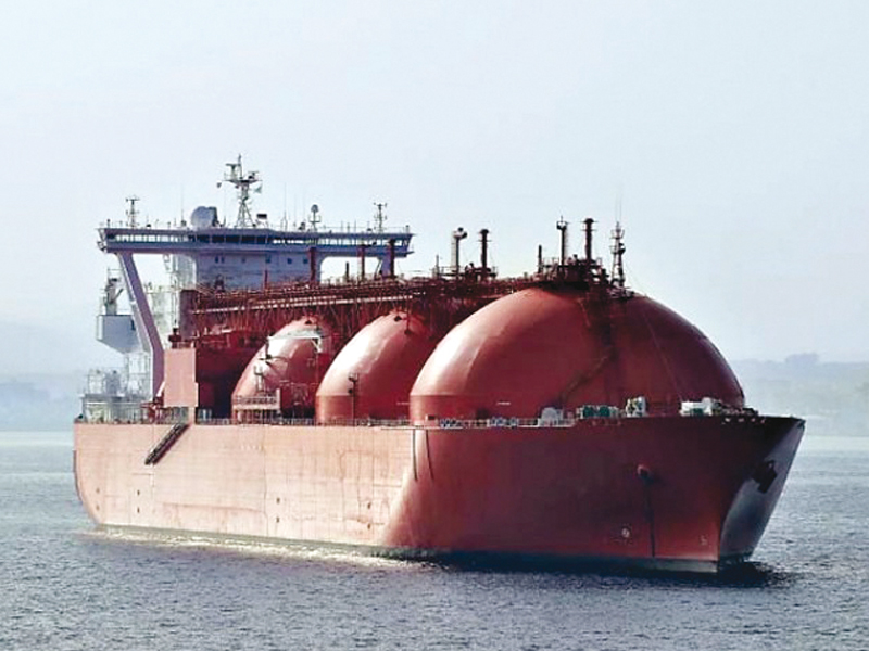 the government is keeping three options open for lng import including a supply agreement with qatar on a state to state basis photo file