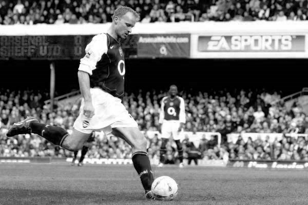 when arsenal tripled their previous transfer record to sign bergkamp from inter milan for 7 5 million it was a statement of intent by bruce rioch s side photo afp file