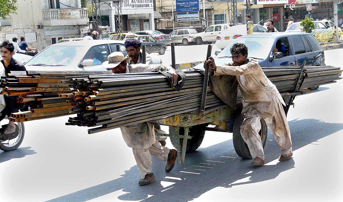 whether it is an effort by companies to prevent the collective voice being heard or by the government of the day bypassing existing legislation to protect the rights of workers the working environment in pakistan presents a dismal picture photo app file