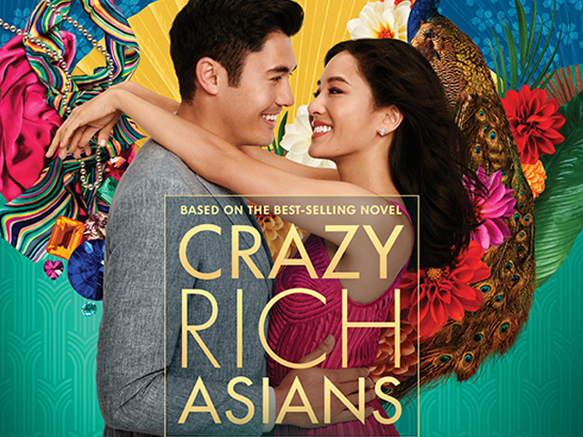 The first modern story with an all-Asian cast and an Asian-American lead in 25 years. PHOTO: FACEBOOK/ CRAZY RICH ASIANS MOVIE