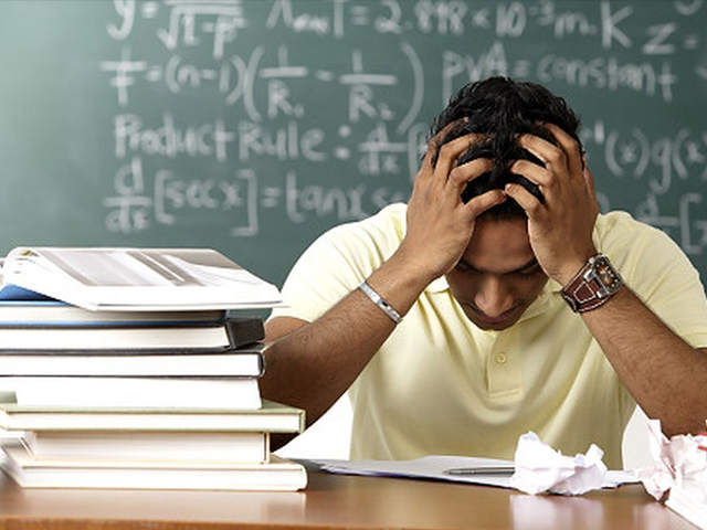 The overwhelming paperwork is another reason why teachers are so tired. PHOTO: SHUTTERSTOCK