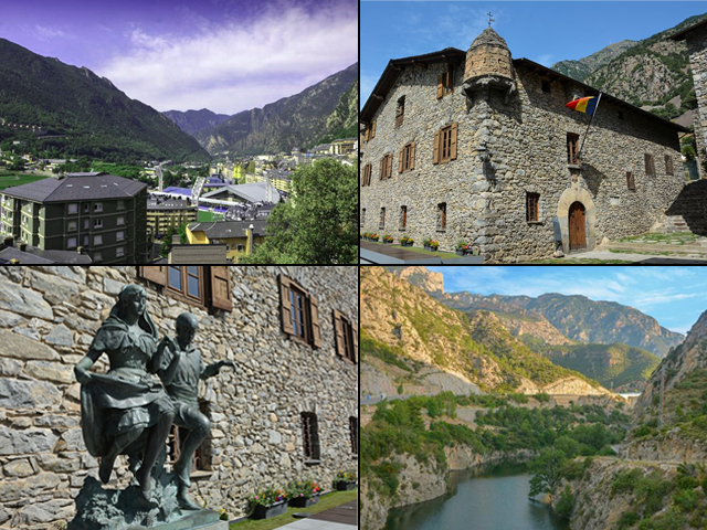 Andorra is one of the smallest states in Europe – the fifth smallest to be precise – but it is naturally beautiful and can be enjoyed all year round. PHOTO: SHAHNAM ALI
