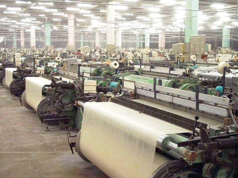 The textile industry is faced with many challenges and this increase in GIDC will only serve to add to its costs and bring the industry to its knees. PHOTO: FILE