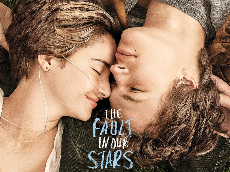 the film features actors shailene woodley and ansel elgort in lead roles photo file