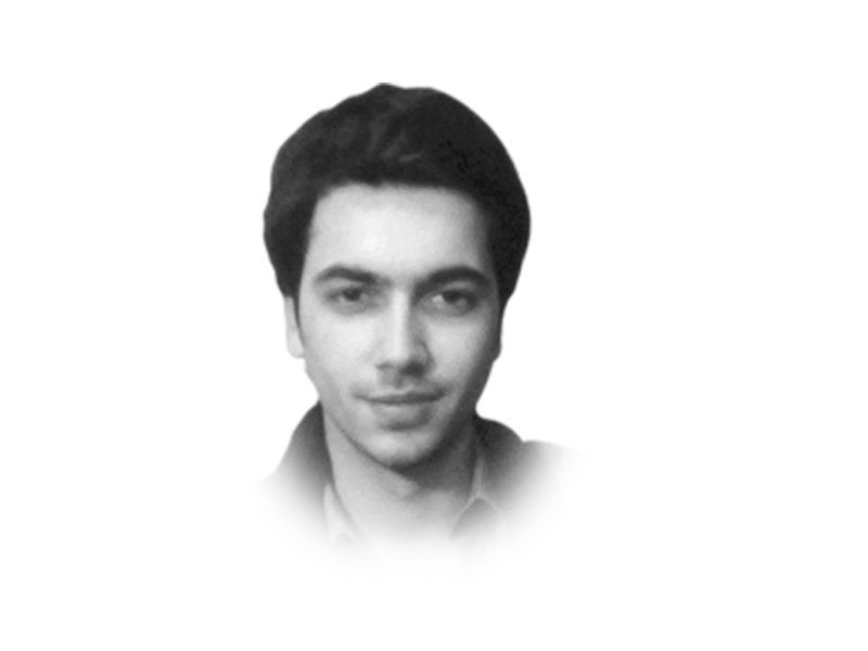The writer is a lawyer based in Lahore and studied law at Lincoln's Inn and the London School of Economics.  He tweets @AsadRahim